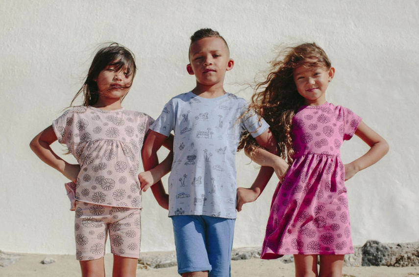 kirakids - Kids - Bikini Sous La Pluie