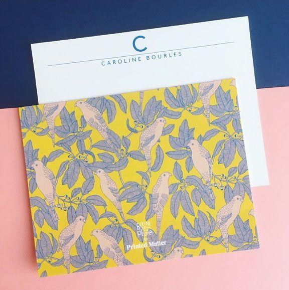 printed matter - Stationery - Bikini Sous La Pluie